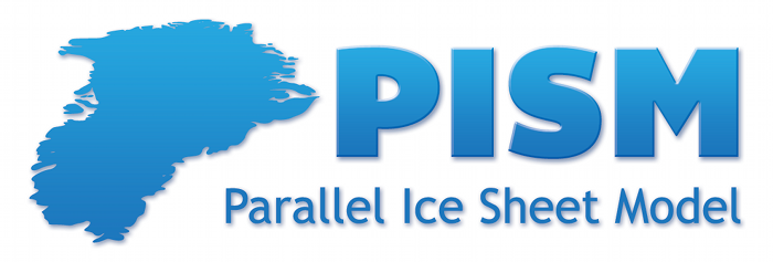 Documentation for PISM, the Parallel Ice Sheet Model