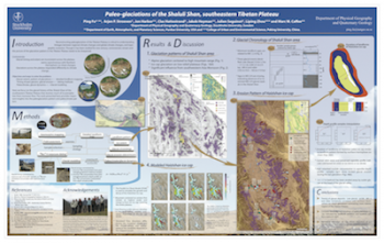 EGU Outstanding Student Poster (OSP) Awards 2013