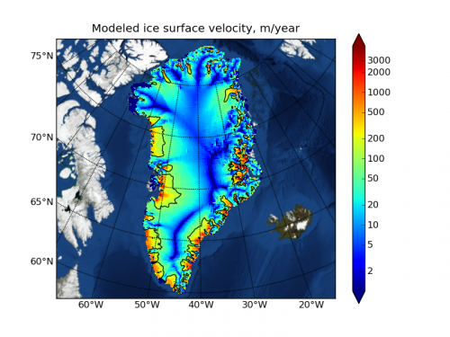 Documentation for PISM, the Parallel Ice Sheet Model : Some
